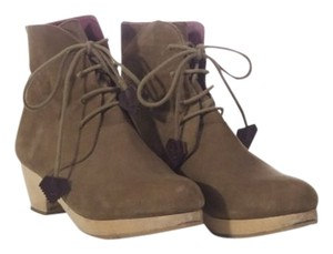 F-Troupe Sage green clog boot Boots