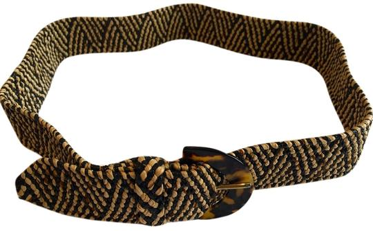 Banana Republic Adjustable Tortoise Weave Belt