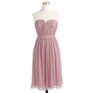 J.Crew Dusty Thistle (Blush) J.Crew Nadia Bridesmaid Dress Dress