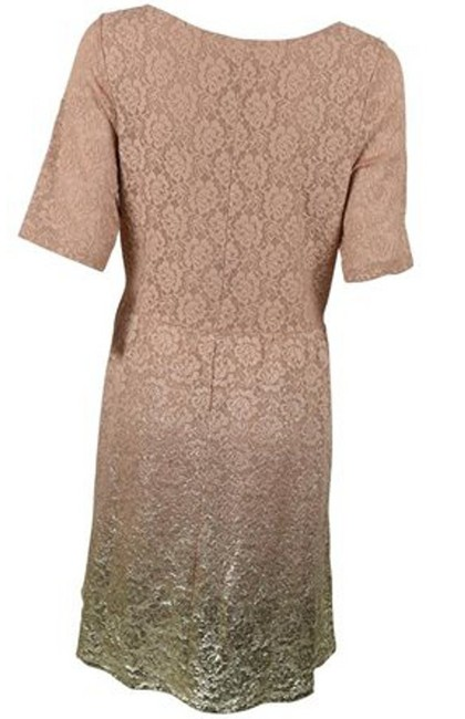 Maison Jules A-line Silhouette. Lined. Hits Above Knees. Dress Image 2