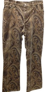 Jones New York Velvet Warm Parsley Pants