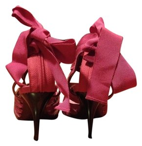 Lanvin Pink Fuschia Sandals