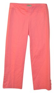 Lilly Pulitzer Palm Beach Capri/Cropped Pants Pink