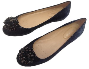 Calvin Klein Midnight Blue Flats