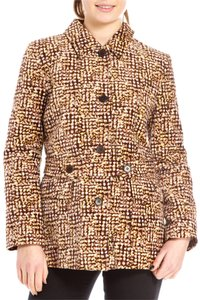M Missoni Pea Jacket Cotton Pea Coat
