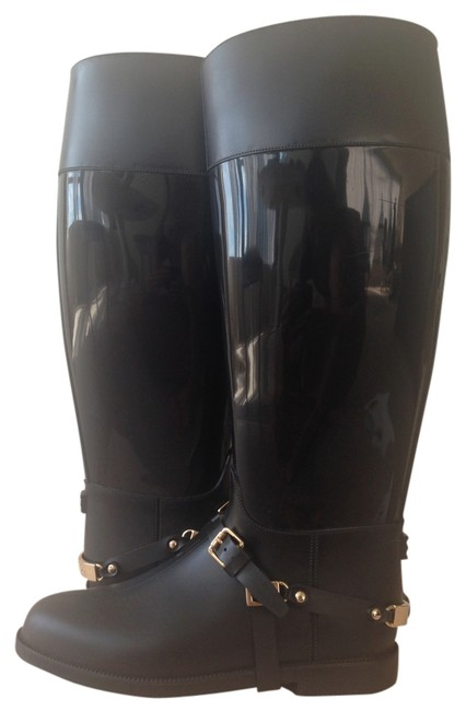 Item - Black Boots/Booties Size US 9