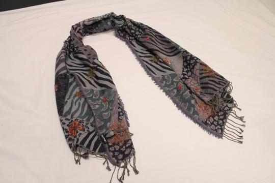 Woman's World Multi pattern scarf