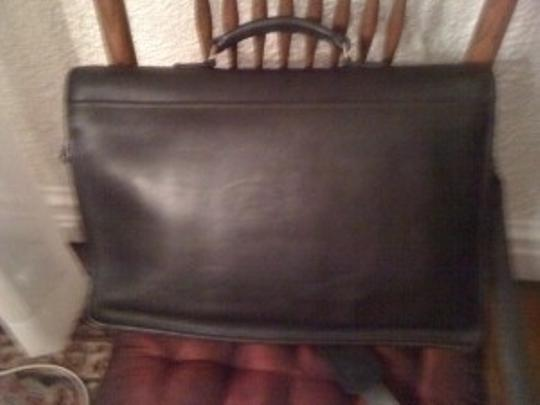 Coach Laptop/Briefcase Bleeker Leather Case Briefcase Laptop Bag