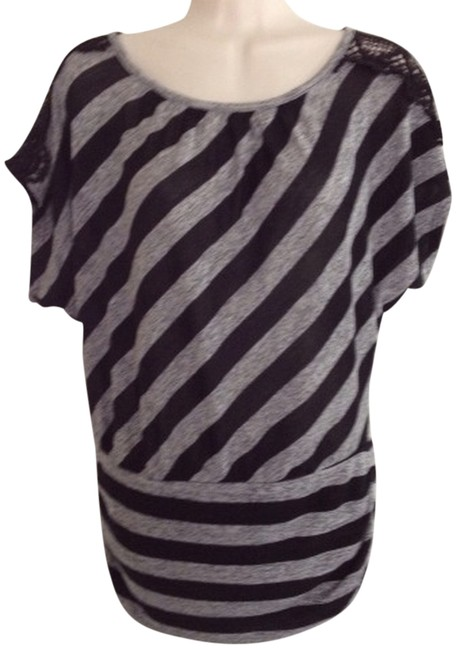 IZ Byer California Top Black and Gray Image 0