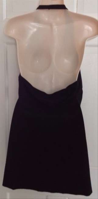 Body Central Top Black Green Image 4