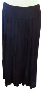 Saks Fifth Avenue Skirt Black