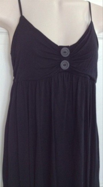 other (tag is cut out) short dress Black on Tradesy Image 2