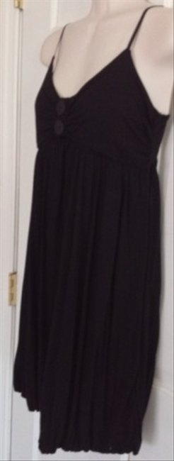 other (tag is cut out) short dress Black on Tradesy Image 5