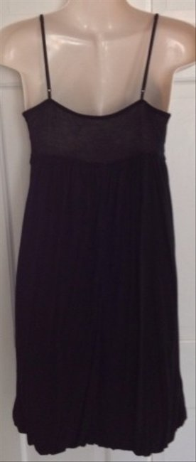 other (tag is cut out) short dress Black on Tradesy Image 6