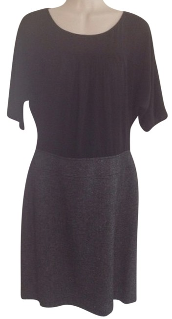 Preload https://item4.tradesy.com/images/ann-taylor-loft-black-workoffice-dress-size-8-m-847158-0-0.jpg?width=400&height=650