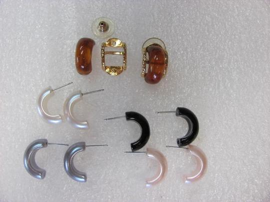 Other 5 PAIR CHANGEABLE/EARRINGS Image 1