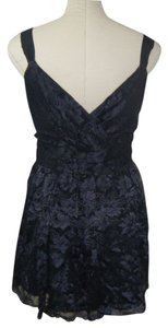 DKNY short dress BLACK LACE on Tradesy
