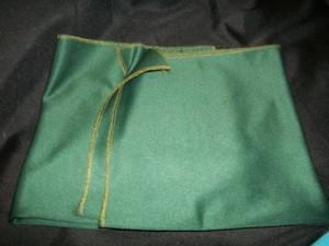 Napkins In Dark Forest Green