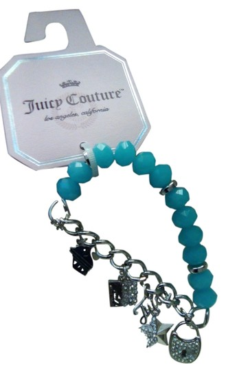 Preload https://img-static.tradesy.com/item/8475757/juicy-couture-turquoise-los-angeles-ca-bracelet-0-3-540-540.jpg
