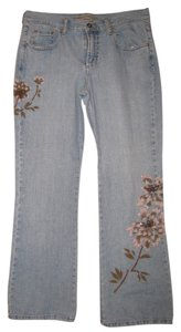 Z. Cavaricci Boot Cut Jeans-Medium Wash