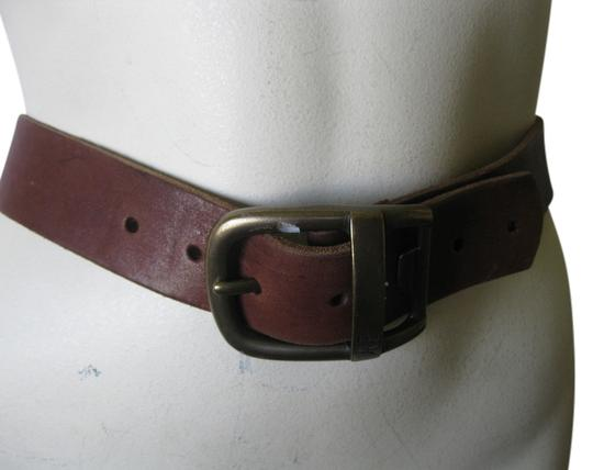 American Eagle Outfitters American Eagle Outfitters Genuine Leather Construction Single-prong Square Buckle