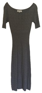 Gray Maxi Dress by Isaac Mizrahi for Target Sweater
