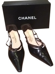 Chanel Blac Pumps