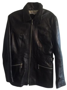 Givenchy Leather Leather Jacket