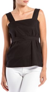 Paul & Joe & Sleeveless Top Black
