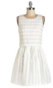 MINKPINK short dress Chalk White on Tradesy