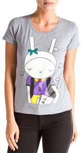 Marc by Marc Jacobs Rabbit Tee T Shirt Grey