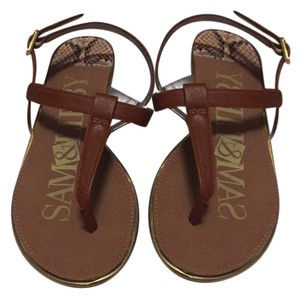 c3403af7e3a Gold Sam   Libby Sandals - Up to 90% off at Tradesy