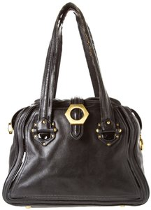 Zac Posen Leather Shoulder Bag