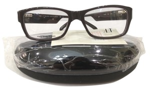 A|X Armani Exchange New Armani Exchange AX152 Col 086L Brown Plastic Eyeglasses Frame 53mm