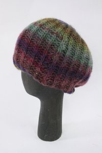 Seeberger Multi Color Wool Blend Slouch Hat