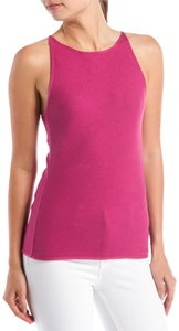 Givenchy Givency Racerback Cotton Top pink