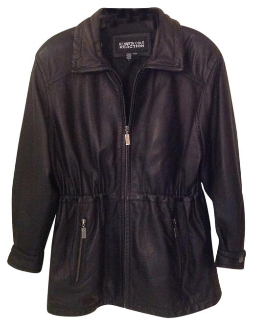 Preload https://img-static.tradesy.com/item/8484721/kenneth-cole-reaction-black-leather-jacket-size-6-s-0-2-650-650.jpg