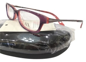 A|X Armani Exchange New Armani Exchange AX239 Col AY5 Purple/Pink Eyeglasses Frame