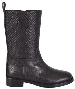 Tory Burch Midcalf Midcalf Black Boots