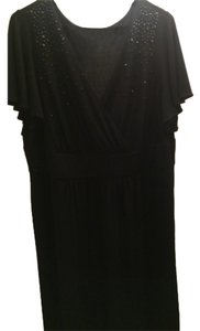 Calvin Klein Plus-size Embellished Dress