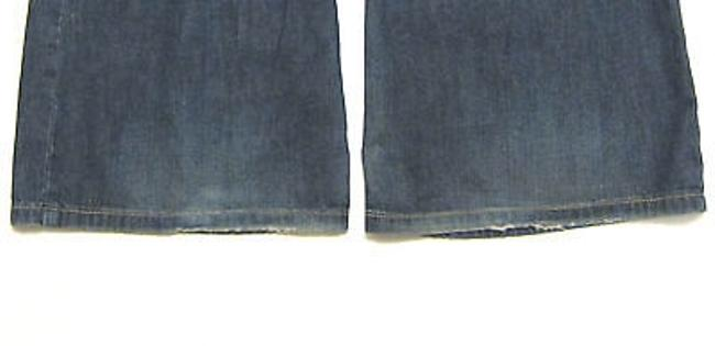 Joie Wide Sailor Super Soft Denim Flare Leg Jeans Image 3