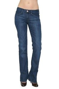 Earnest Sewn Keaton 116 In Astrid X Short Boot Cut Jeans