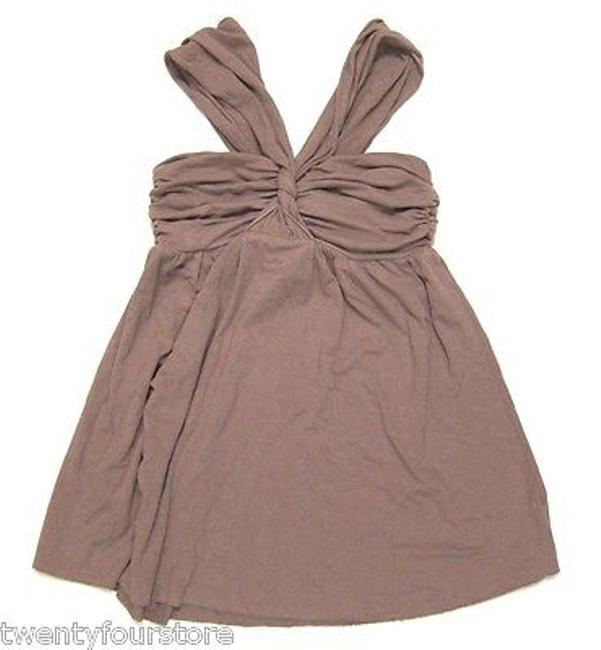 Preload https://img-static.tradesy.com/item/8486188/love-yaya-knit-halter-top-in-taupe-brown-p-0-0-650-650.jpg