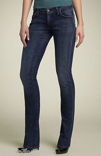 Citizens of Humanity Ava In Rive Gauche Straight Leg Jeans Image 1
