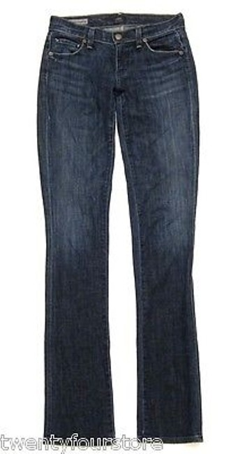 Citizens of Humanity Ava In Rive Gauche Straight Leg Jeans Image 2