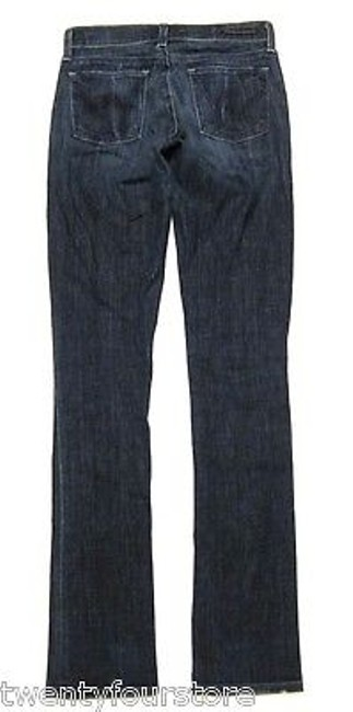 Citizens of Humanity Ava In Rive Gauche Straight Leg Jeans Image 3