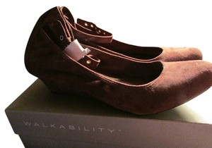 Rockport Cigar/Brown Wedges
