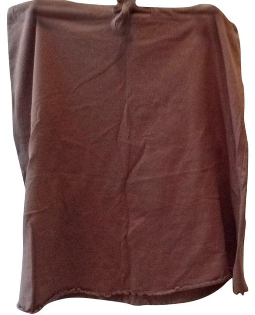 Global Girlfriend Skirt Brown
