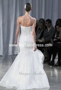 Monique Lhuillier Passion Wedding Dress