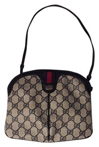 Gucci Vintage Gg Clutches Baguette Wristlet Shoulder Bag